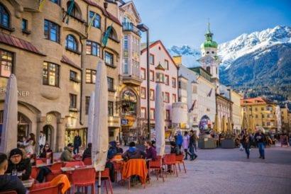 Innsbruck 2 old town edit