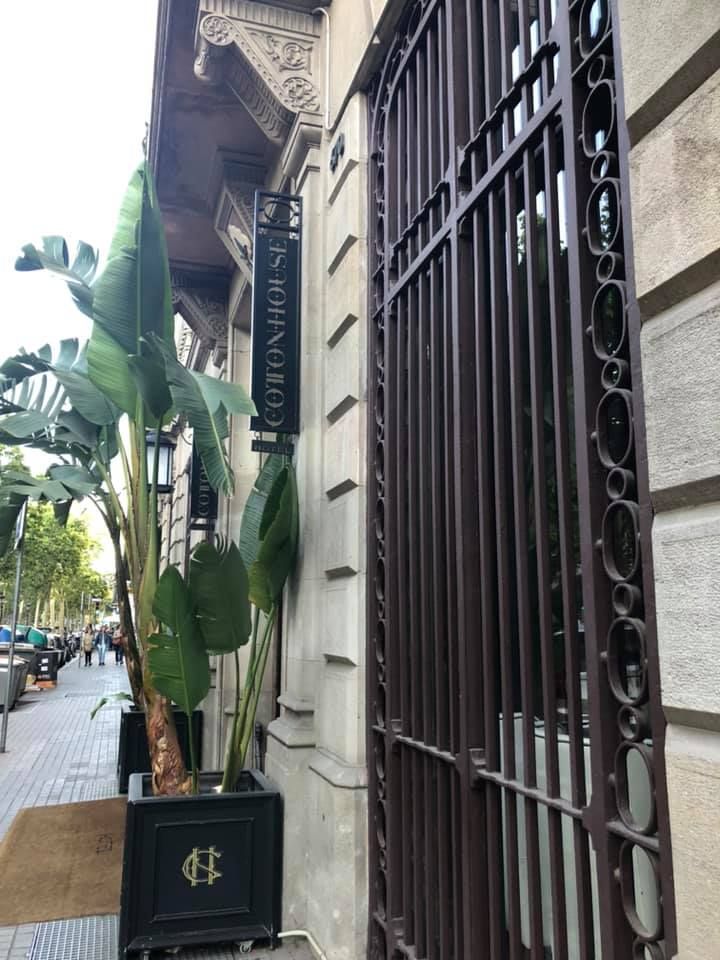 Barcelona Cotton House 3