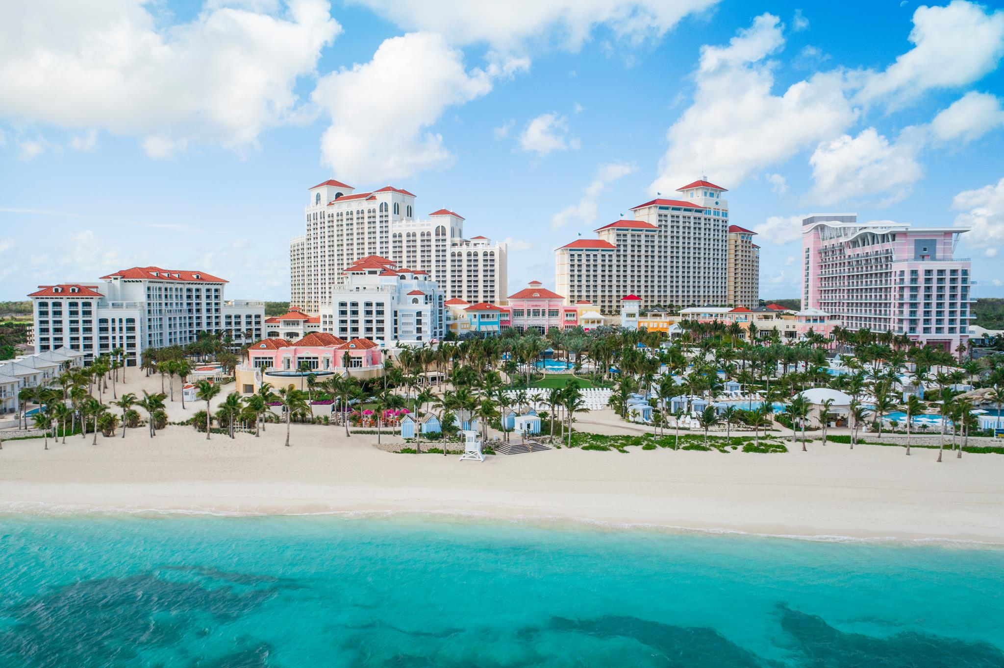 Sandals royal bahamian resort vs grand hyatt baha mar