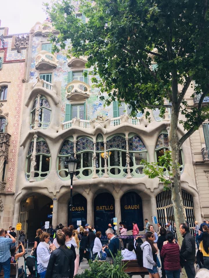 Barcelona Gaudi 12