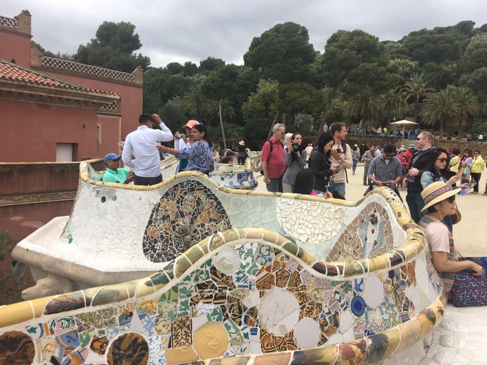 Barcelona Gaudi 7