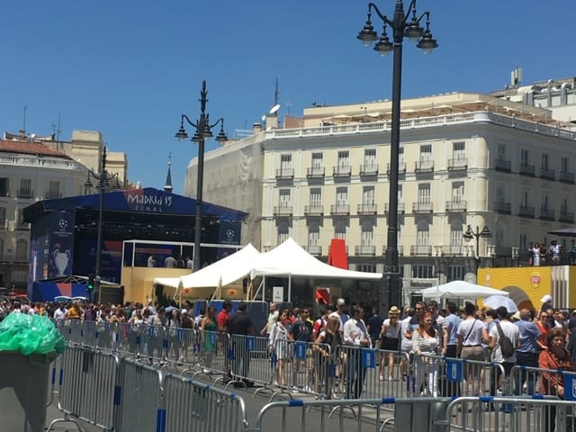 Madrid soccer 3