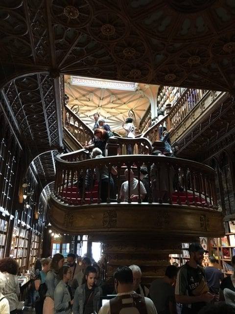 Porto bookshop 3