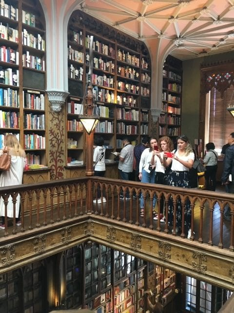 Porto bookshop 5