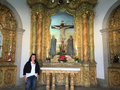Portugal Porto inside church