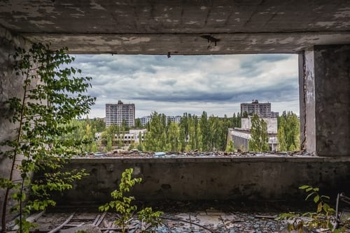 travel destinations chernobyl
