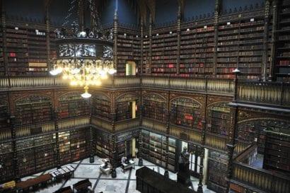 library 4 royal portuguese