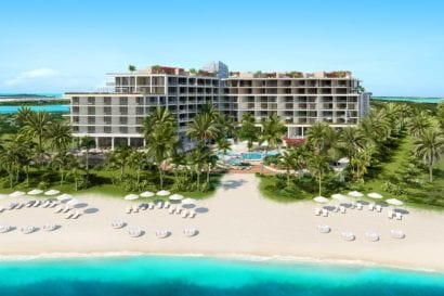 new hotels andaz turks