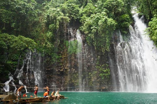 Asik-Asik Falls, Philippines waterfalls