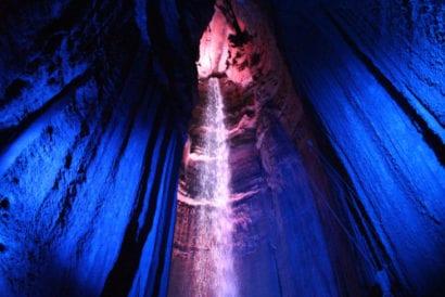 Ruby Falls, Tennesseewaterfalls