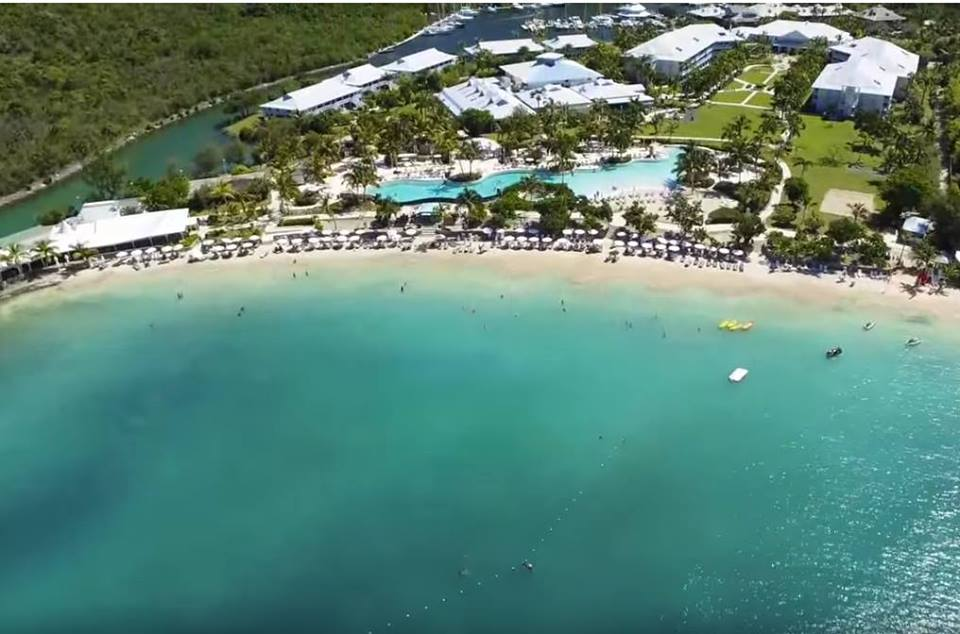 new hotels secrets st. martin