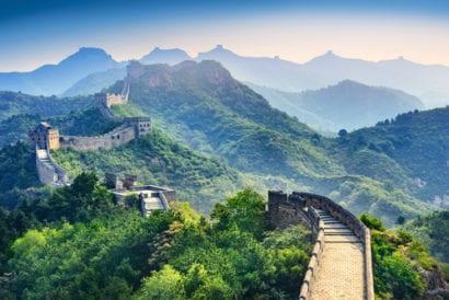 seven wonders wall china small