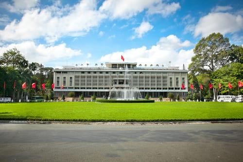 vietnam independence palace