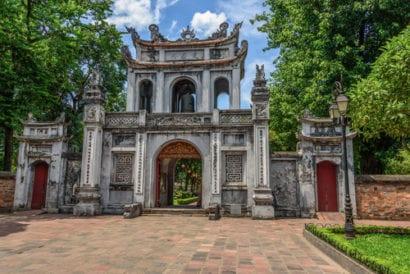 vietnam temple of literature