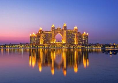 Travel Talk - Atlantis Dubai new