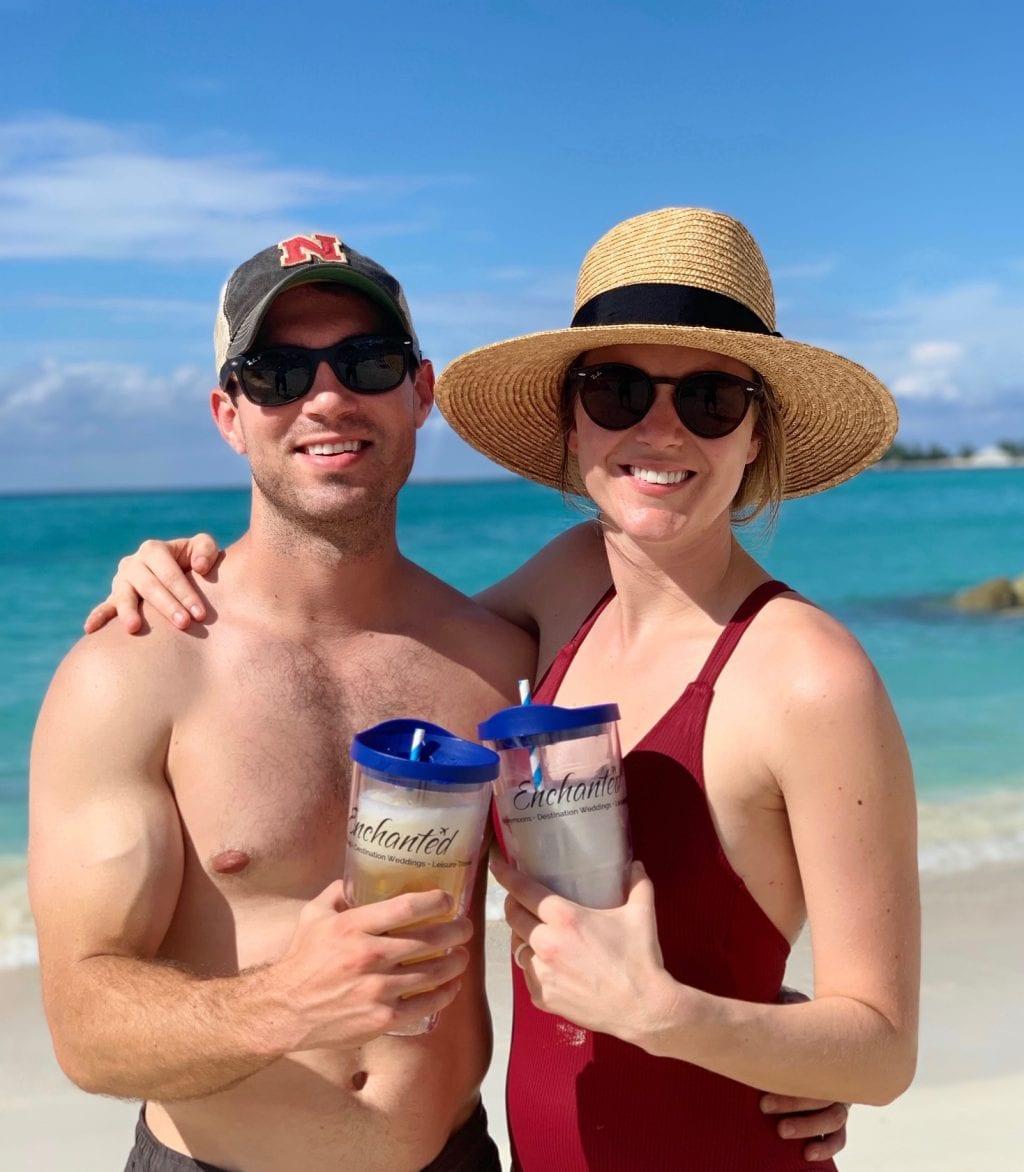 Kyle & Kat Sandals Nassau