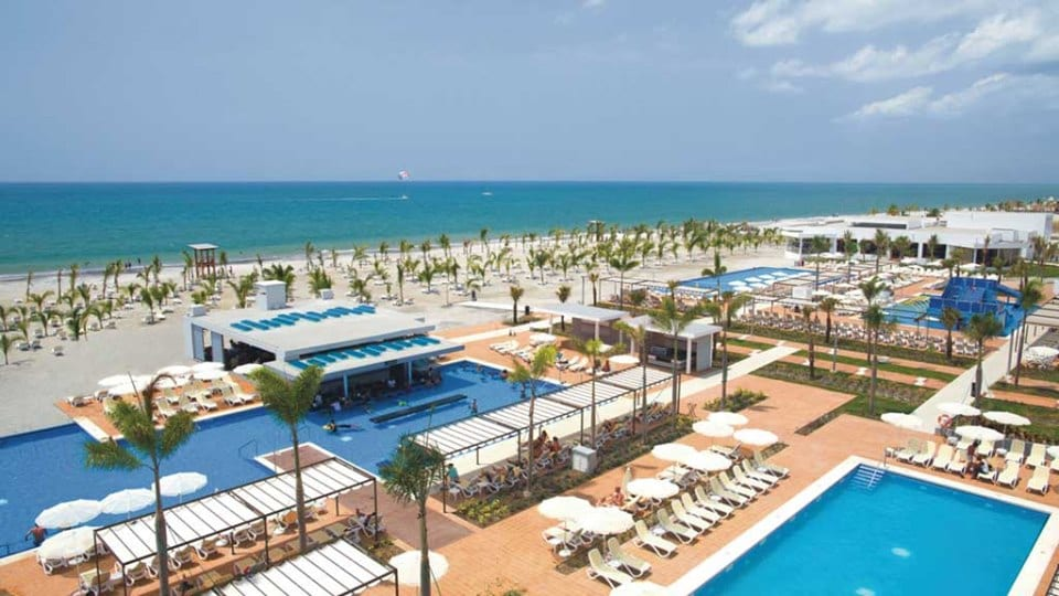 Panama - Riu Playa Blanca