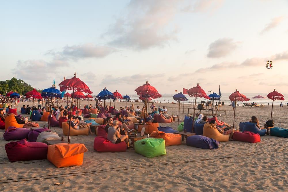 bali - seminyak beach