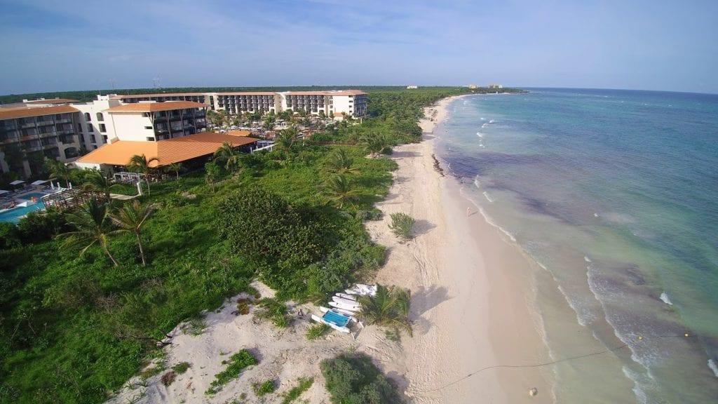 honeymoon unico beach