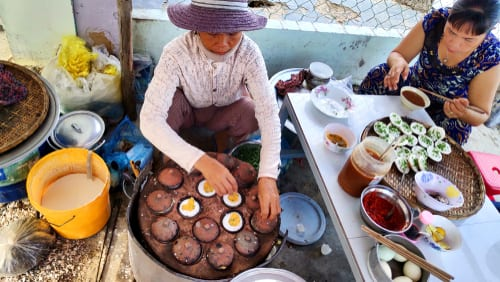 vietnam bahn khot