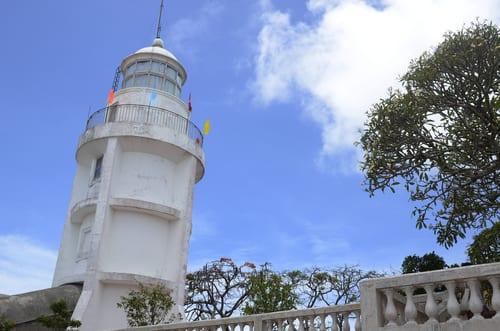 vietnam vung tau lighthouse