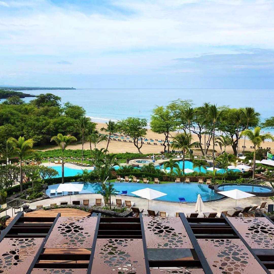 Westin Hapuna Beach Hawaii Pools