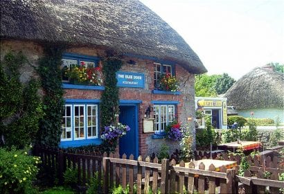 Adare, which is considered one of Ireland's prettiest villages