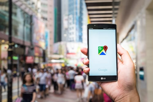 google maps Thanksgiving Travel Tips & More