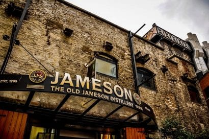 Ireland - Jameson Distillery