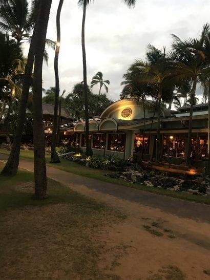 mamas fish house maui hawaii
