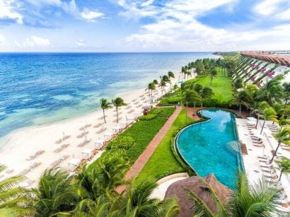 grand velas riviera maya dream destination wedding in Mexico