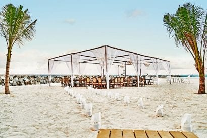 hyatt ziva cancun Dream Destination Wedding in Mexico
