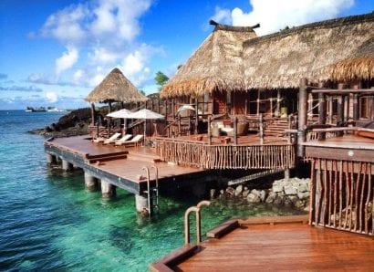 lualalalalal fiji overwater bungalows