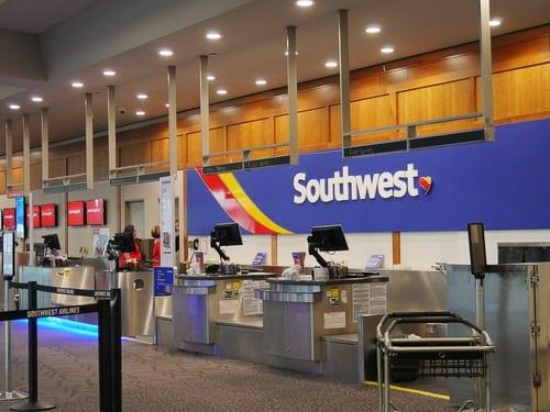 southwest gate