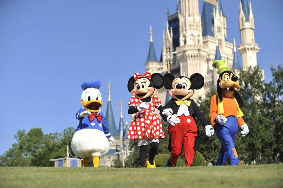 disney travel characters 2