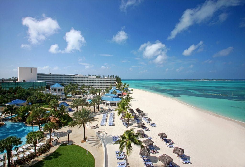 riu Bahamas Destination Wedding