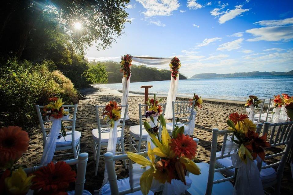 secrets papagayo costa rica wedding