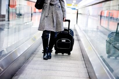February travel