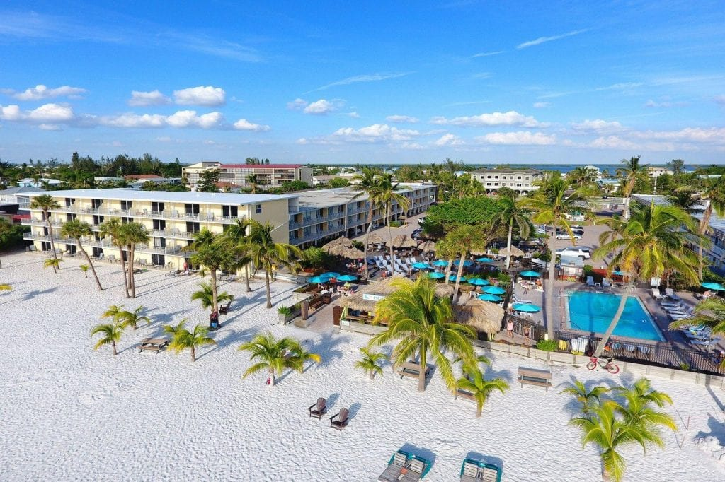 Florida for Spring Outrigger Beach Resort