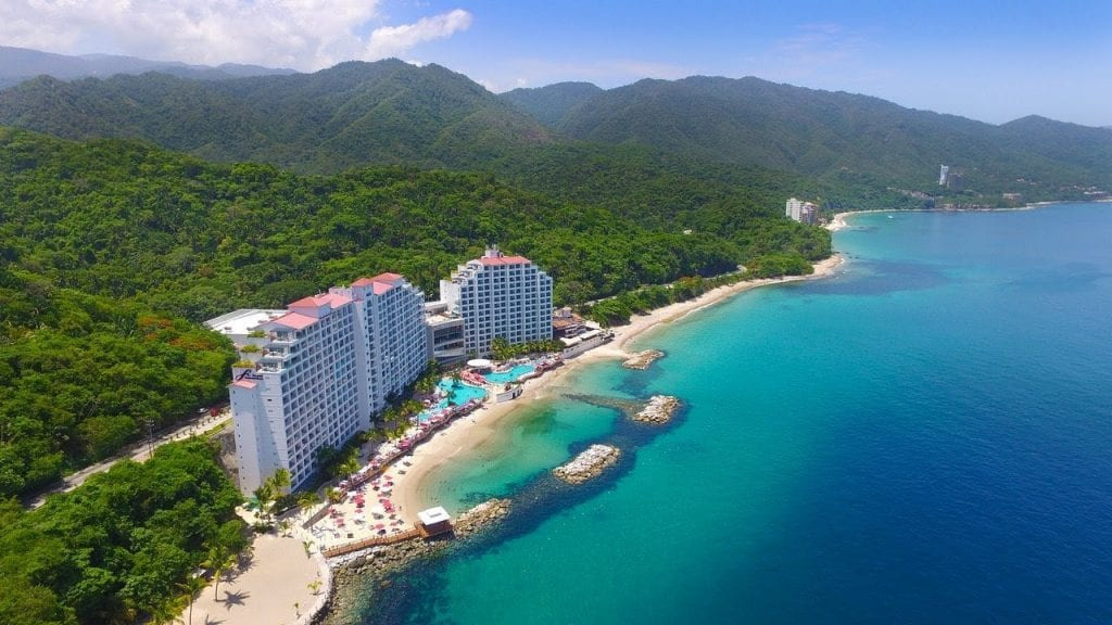 Grand Fiesta Americana Puerto Vallarta Save $75 on Select Luxury Resorts Now Through February 24th