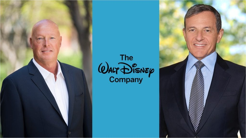 Walt Disney Co. CEO
