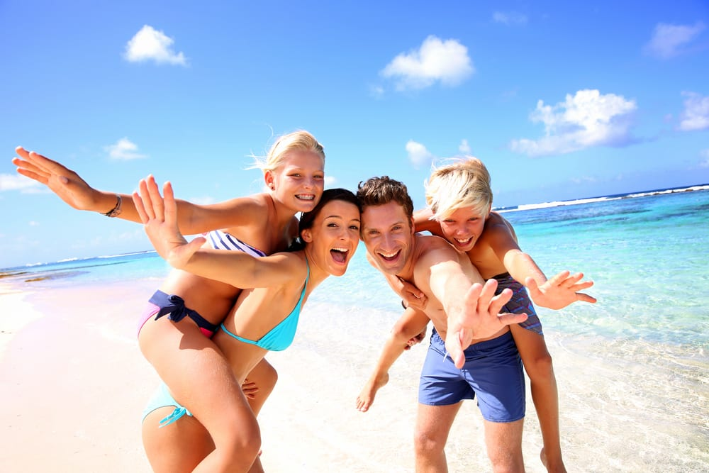 Family Beach Vacation Tips