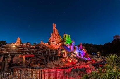 disney world big thunder mountain
