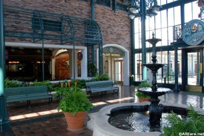 disney world hotels port orleans