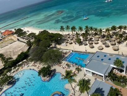 family spring break hotel riu palace aruba