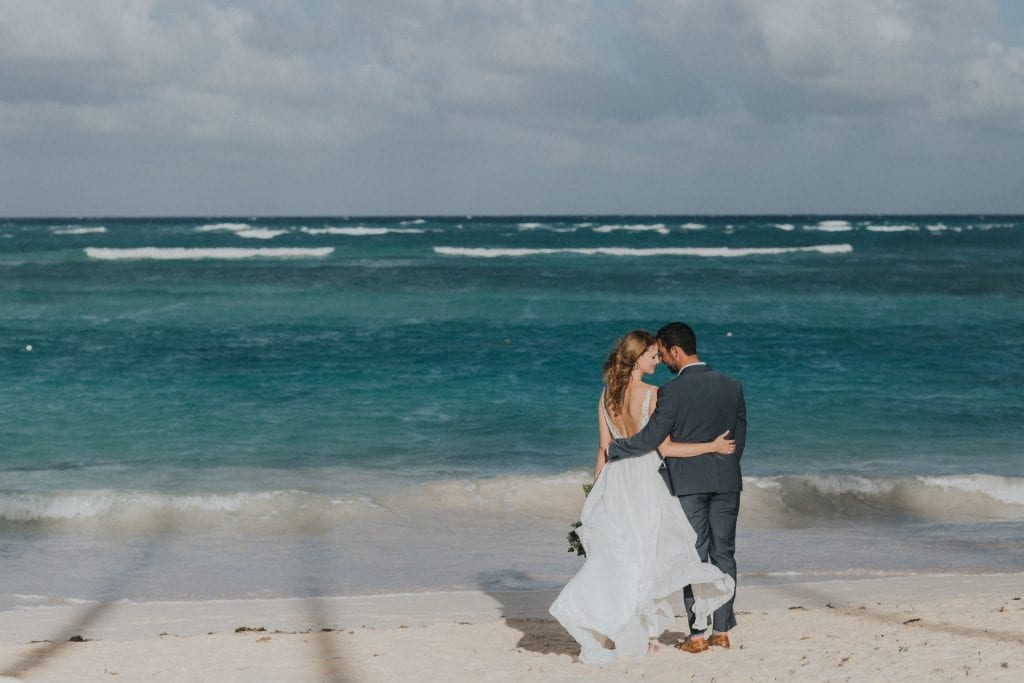 majestic elegance bride and groom