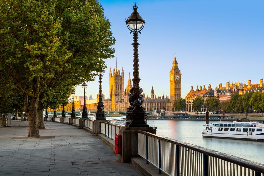romantic european destinations london