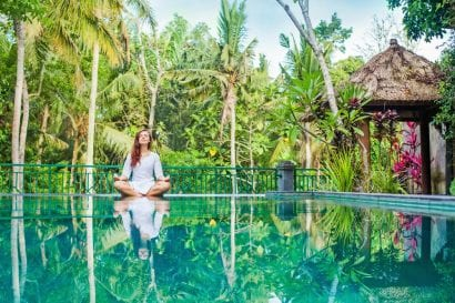 wellness travel industry
