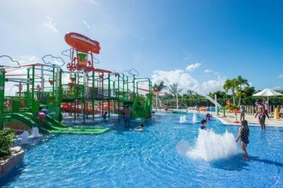 water parks nickelodeon punta cana