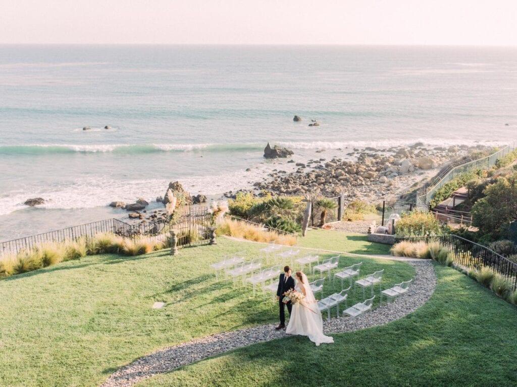 malibu wedding destination wedding spots